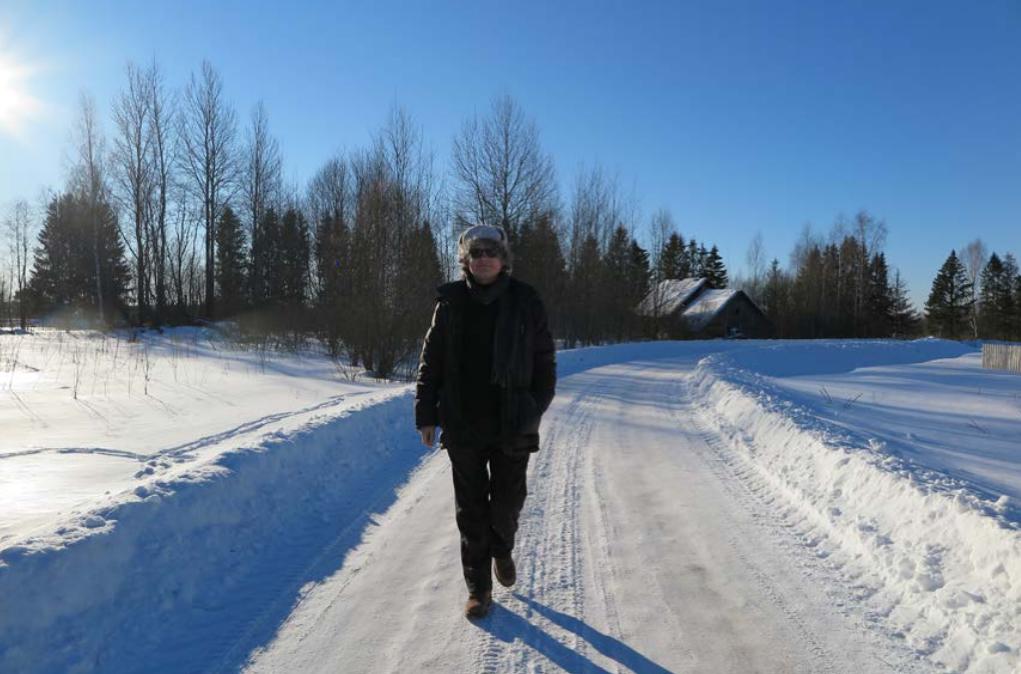 Andrei snow